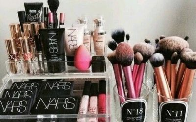 Organize Your Makeup Like a Celebrity Makeup Artist